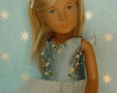 Blueberry Fondant- Fairy Outfit for Sasha Doll