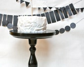 Black Cake Stand. Small/Tall Size