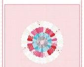 Bloom quilt pattern PDF