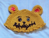 The Original CrazyHatSociety Hat The Scaredy Bear Hat