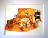 Reserved Custom Painting for Jailhouse Brewery