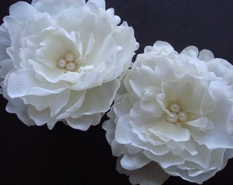 Peony with Pearls Set