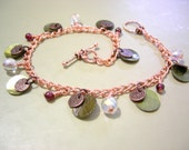 Gypsy Charm - Bracelet Reserved for Hannah