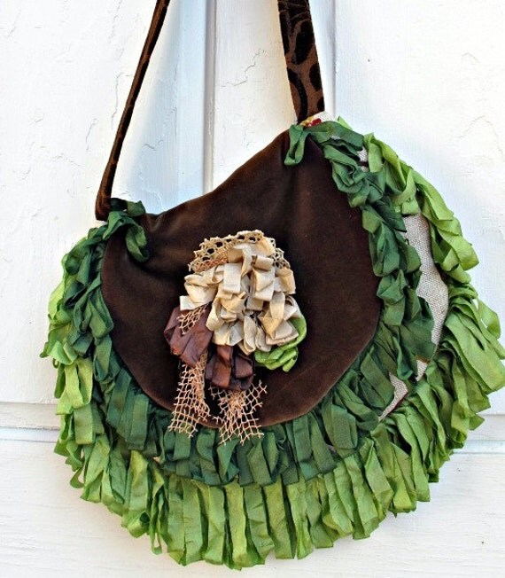 Gypsy Vagabond Boho Bag