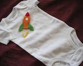 Rocket onesie or T shirt