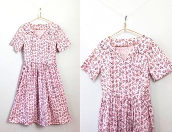 s a l e...1950s / 50s vintage SISTER DARLING dress