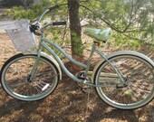 Hand Crocheted Bicycle Bike Seat Cover Phat Bottom Girl Treasury Item