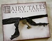 25 Wedding Wishing Tree Cards- Fairytales Do Come True