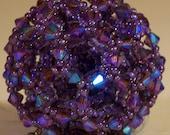 Purely Purple Bucky Ball