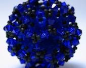 Cobalt Blue Bucky Ball
