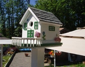 Birdhouse Made to Match Your House