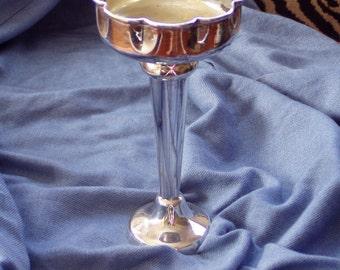 Vintage Art Deco  A1 EPNS   Posy Vase