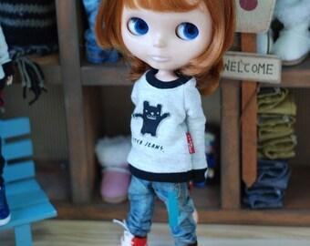 Blythe -Cute Monster T-Shirt