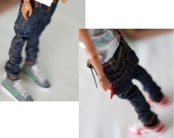 Basic baggy jeans