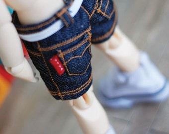 YO-SD Denim Short Pants