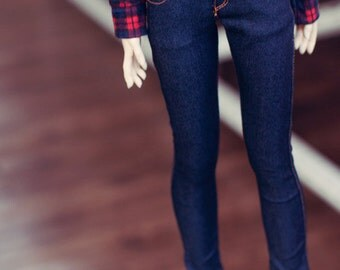 SD13 girl real skinny Jean