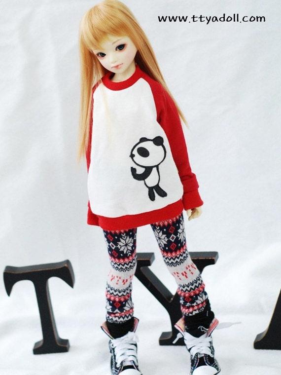 MSD Shy Panda