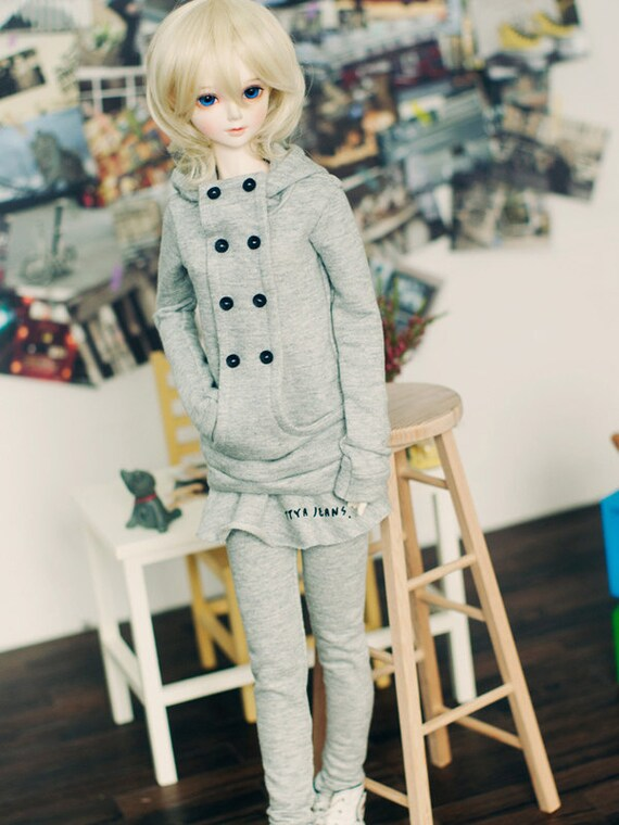 Leggin Skirt-Grey
