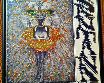 Glittered Santana Album