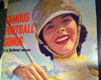 Glittered Football Songs Album