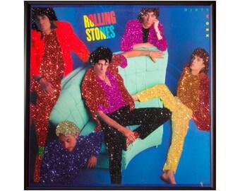 Glittered Rolling Stones Album