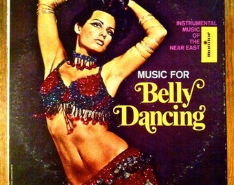 Glittered Belly Dancing Album