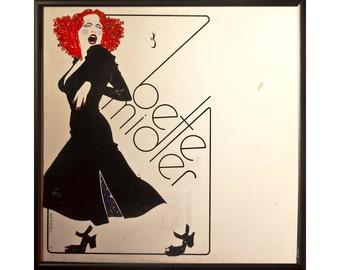 Glittered Bette Midler Album