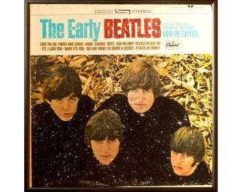Glittered Beatles Album