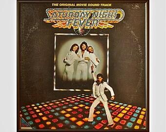 Glittered Saturday Night Fever Album