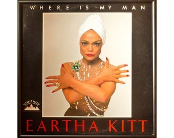 Glittered Eartha Kitt Album