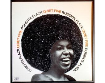 Glittered Roberta Flack Album