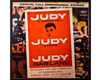 Glittered Judy Garland Album