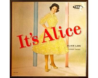 Glittered Alice Lon Album