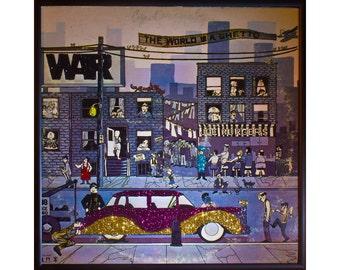 Glittered WAR Album