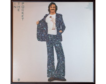Glittered James Taylor In the Pocket Album
