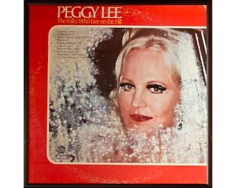 Glittered Peggy Lee Album