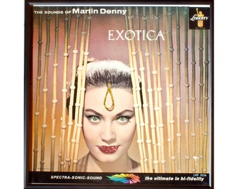 Glittered Exotica Album
