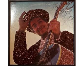 Glittered Bob Dylan Album
