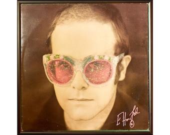 Glittered Elton John Album