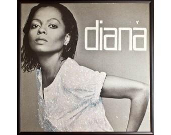 Glittered Diana Ross Album