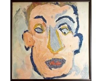Glittered Bob Dylan Self Portrait Album