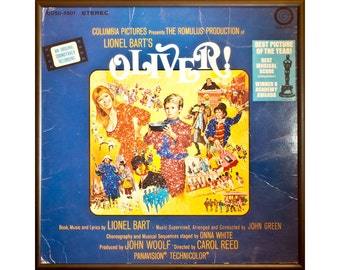 Glittered Oliver Soundtrack ALbum