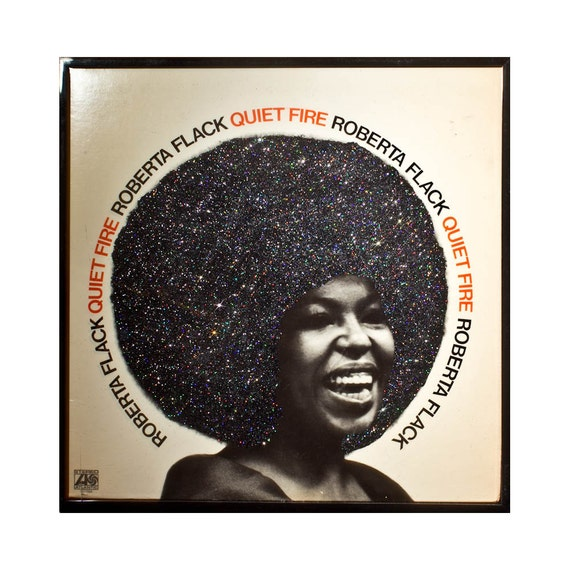 The Very Best Of Roberta Flack Roberta Flack: Glittered Roberta Flack Quiet Fire Album