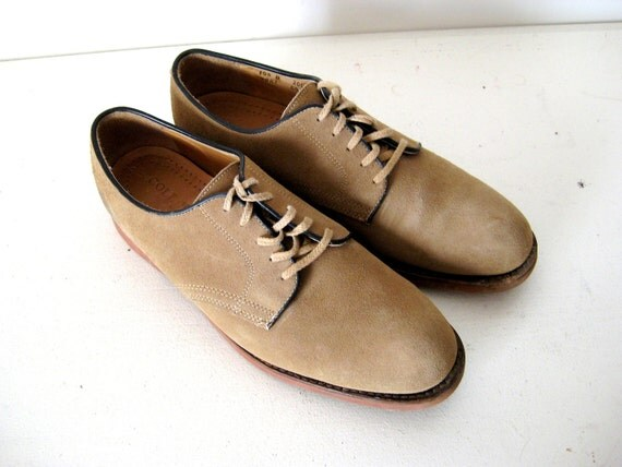 Men's Leather Oxford Shoes by Cole Haan, 10.5