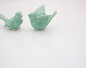 Bird cake toppers wedding cake toppers