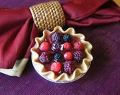 Raspberry Blend Pie Gel Candle