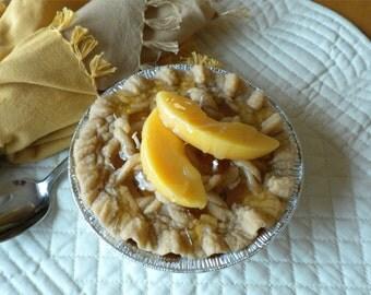 Peach Pie Gel Candle