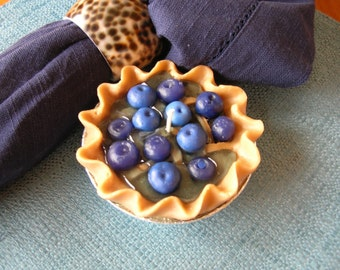 Blueberry Pie Gel Candle