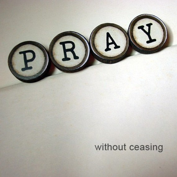 Pray Magnets - Reserved Listing for Sfenny