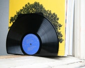 Custom Vinyl Record Bookends